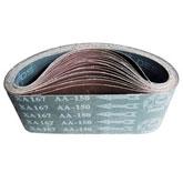 Шлифовальная лента для шлифмашин 60мм х 400мм P150